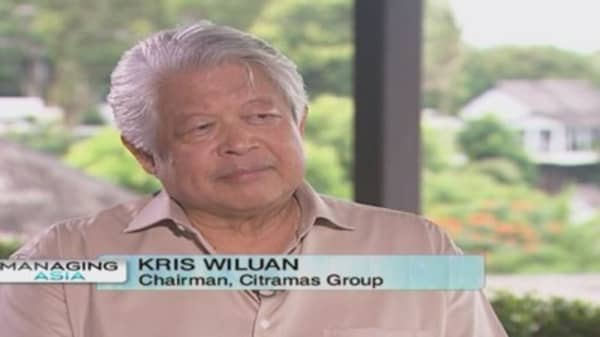 The man behind Indonesian conglomerate Citramas