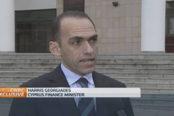 Cyprus' economic reform plans