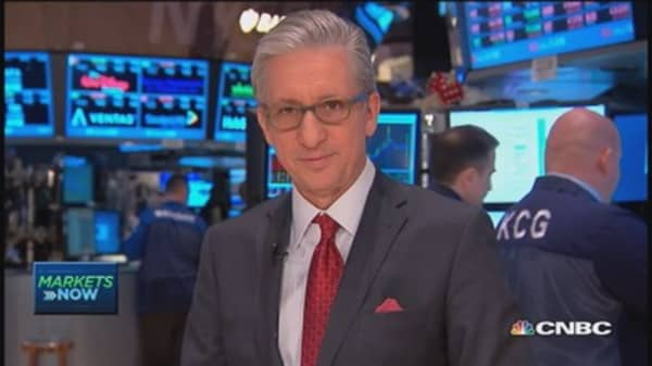 Pisani: Energy weighs on market