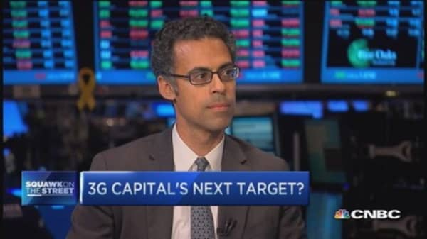 Could 3G Capital pop for Coke or Pepsi?