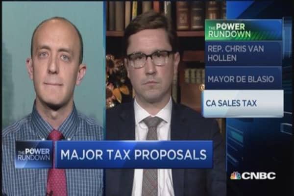 Power Rundown: Wages, de Blasio & sales tax