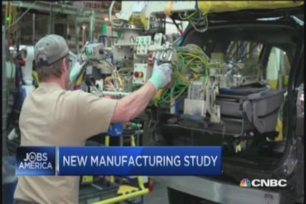 Manufacturing myth?