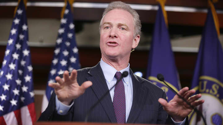 Sen. Van Hollen: We need more oversight of US listed Chinese companies