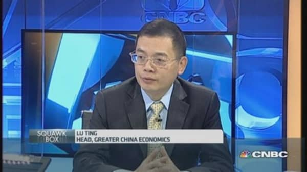 China won't miss growth forecasts: BofA