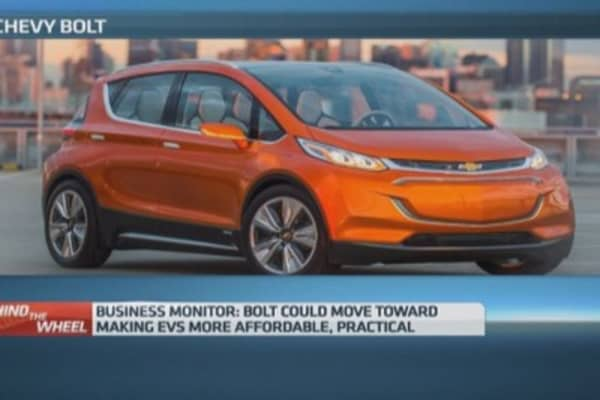 Chevy Bolt: The affordable alternative to Tesla?