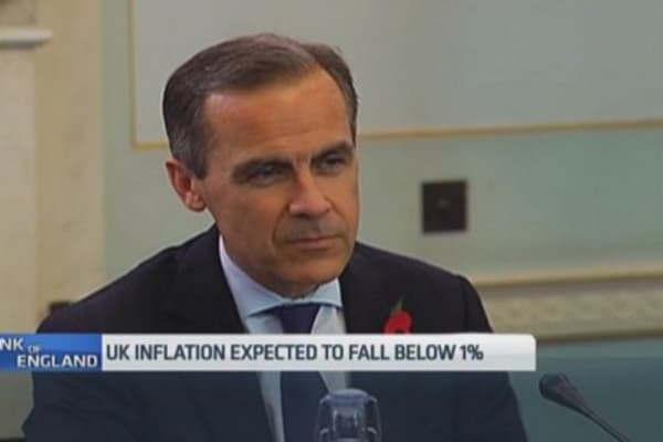 Why the BoE might have to write to the UK Chancellor