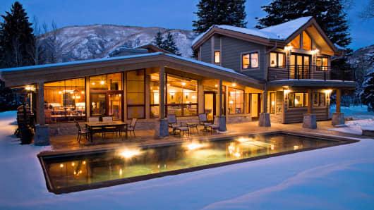 Aspen Colorado Mansion