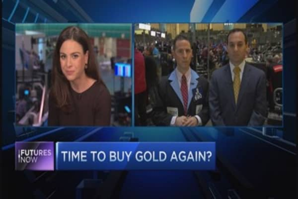 It's time to buy gold again: Trader