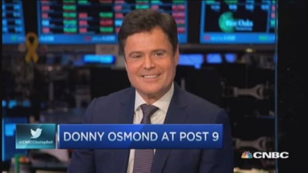 Donny Osmond out with 60th album