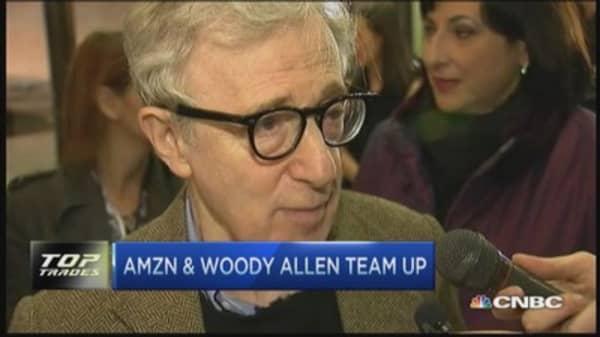 Amazon + Woody Allen = Profits?