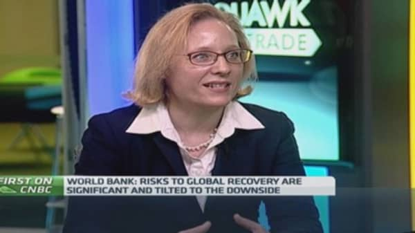 Fed rate hike will be 'very gradual': World Bank