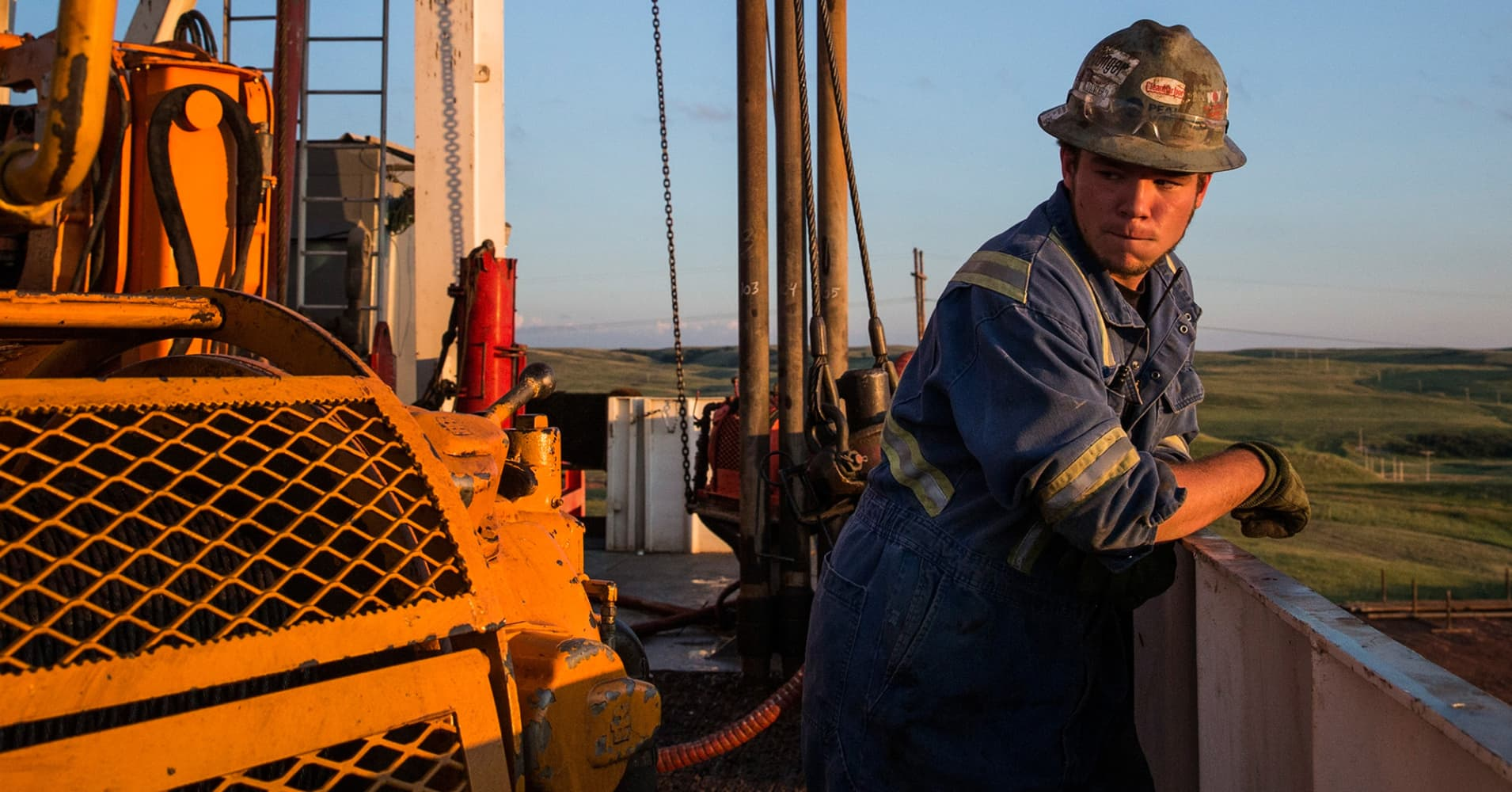Despite falling oil prices, the 'glory days for US shale are far from over'