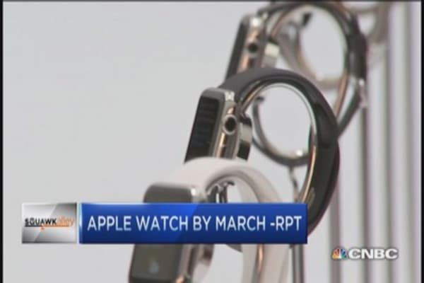 Mossberg's Apple Watch predictions