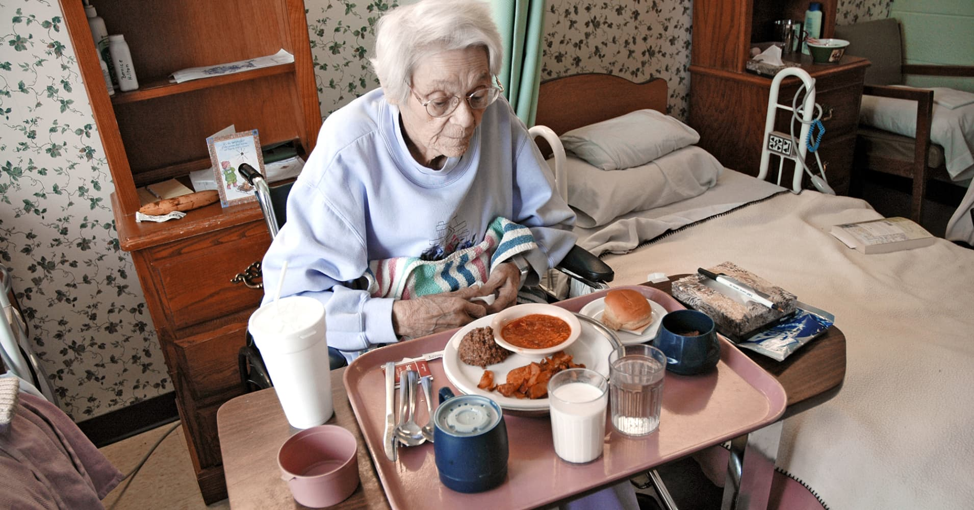 GOP tax bill would wipe out key deduction for nursing home ...