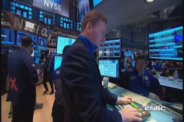 Here's how the market madness began