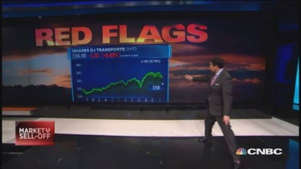 Red flags: Transports, agriculture & Treasury