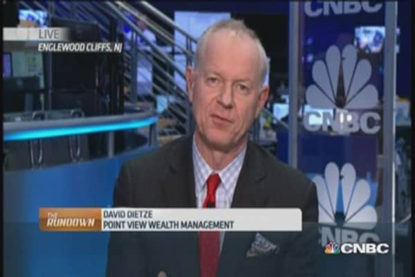 'Tiptoe selectively' into equities: Strategist