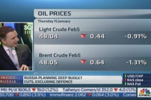 This is a 'massive buy signal' for Russia