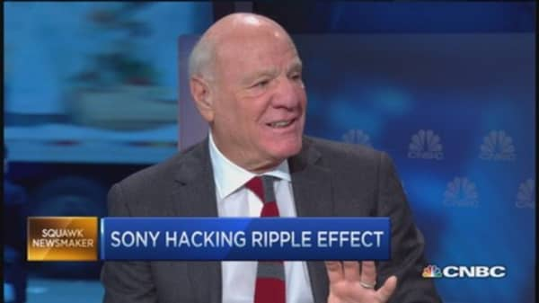 Free speech... who's responsible? Barry Diller