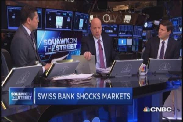 Cramer: Swiss move traumatizing