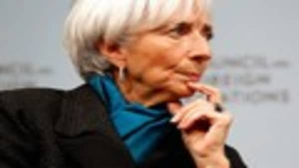 Lagarde: Swiss move 'bit of a surprise'