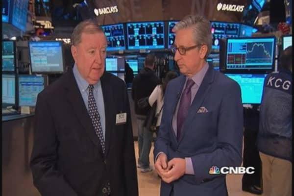 Cashin: Keep your eye on oil