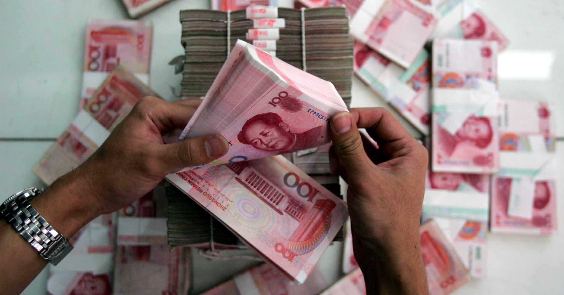 Rumors of sharp drop in chinas yuan swirl on social media biocorpaavc Gallery
