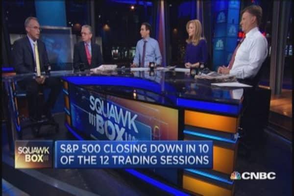 Shrug off 30-year yield?