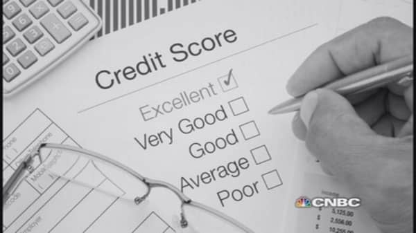 Watch out for identity errors on your credit report