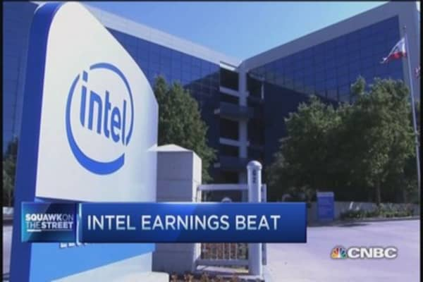 Cramer: Intel reinvented before our eyes
