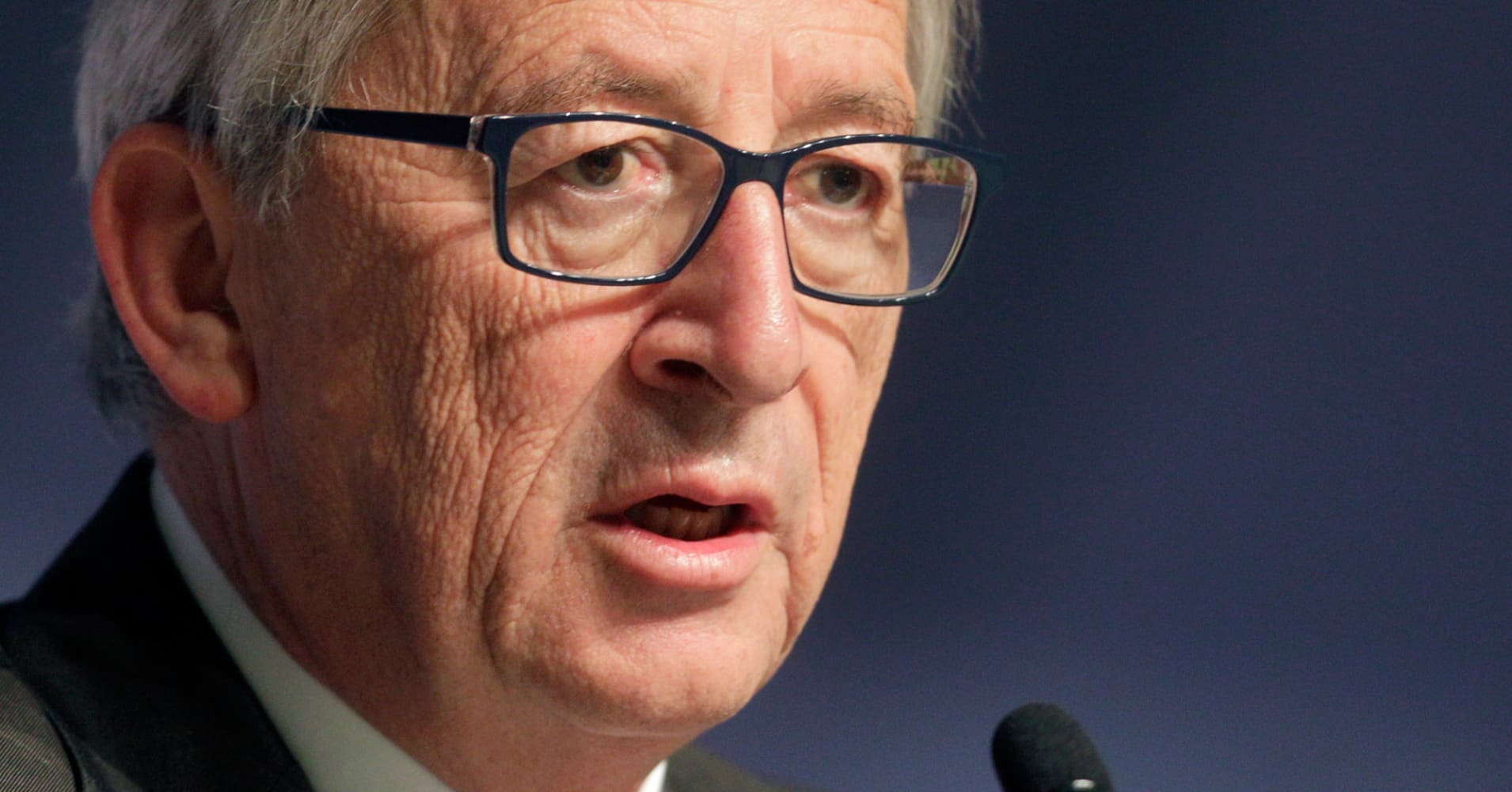 Live blog: EU's Juncker says 'the wind is back in Europe's sails'