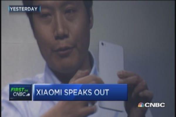 Xiaomi unveils 'Note,' develops FB relationship