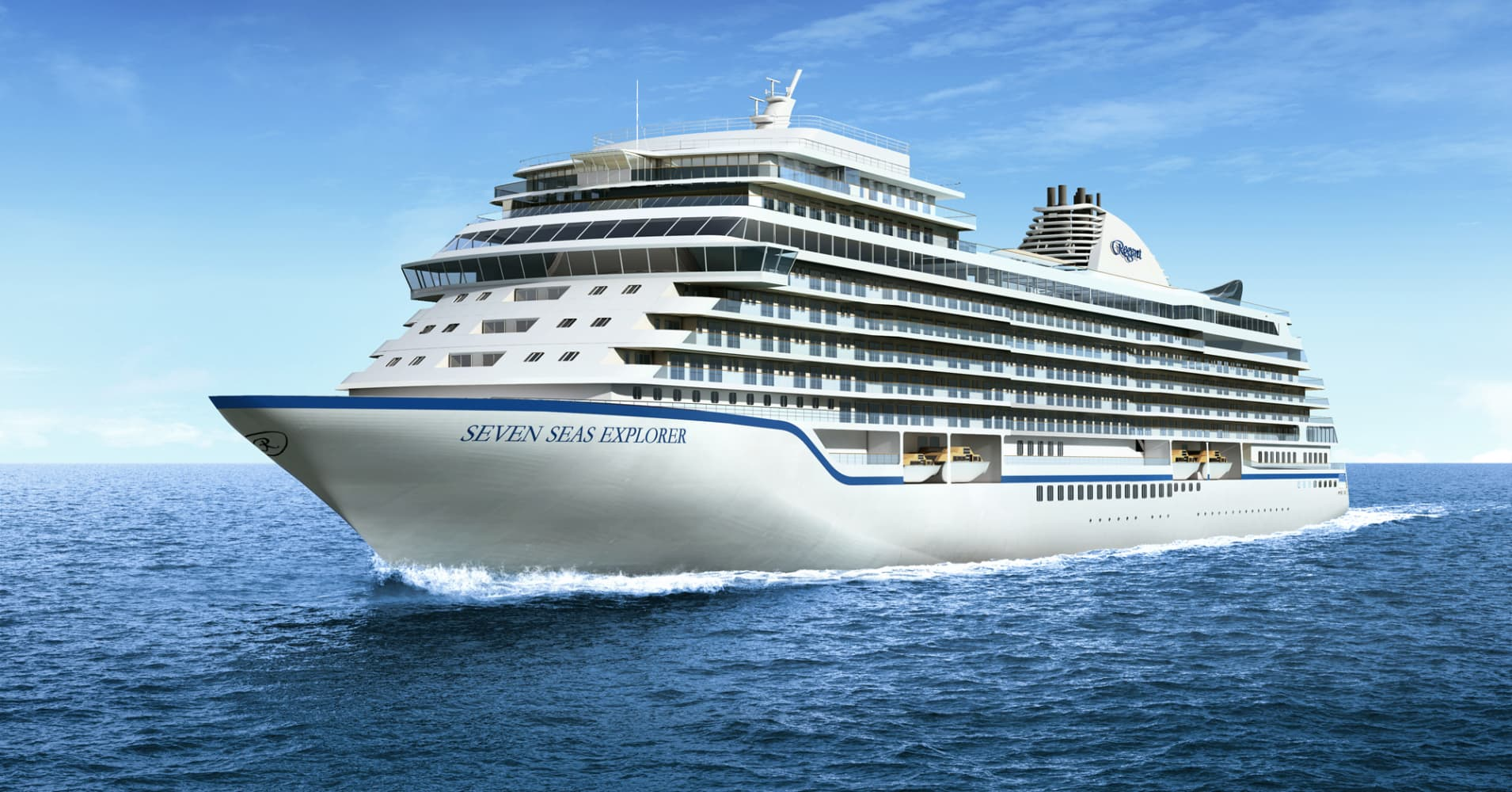 The Seven Seas Explorer
