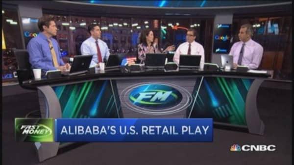 Alibaba or Amazon?