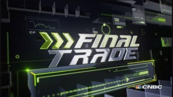 Fast Money Final Trade: ITUB, KBH, TLT &GDX
