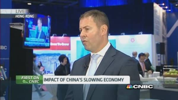What China's slowing economy means for Australia