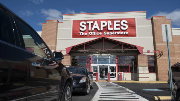 Sycamore Partners To Buy Staples For 69 Billion