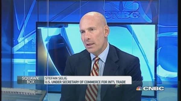 US official: TPA will facilitate TPP progress