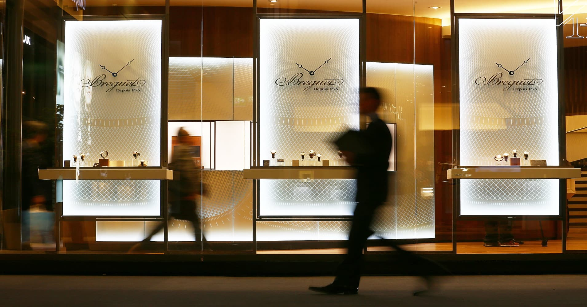 Luxury retailers are set to reap the benefits from tax reform