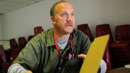 Bradley Birkenfeld, a former UBS AG banker in 2009.