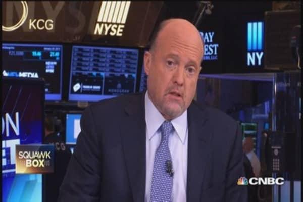 Cramer': It's not that kind of earnings season