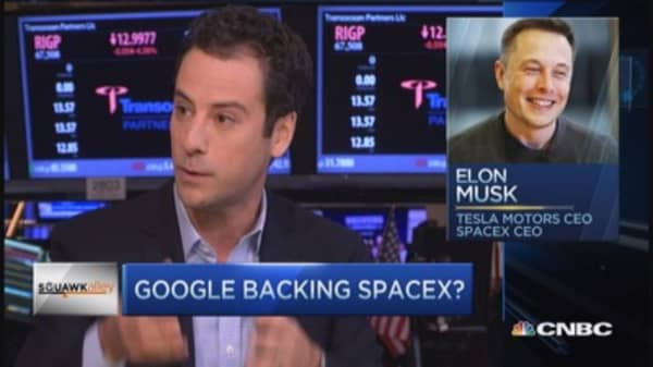Google leapfrogging cable?