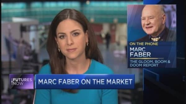 Marc Faber: This will be the 'trade of the century'