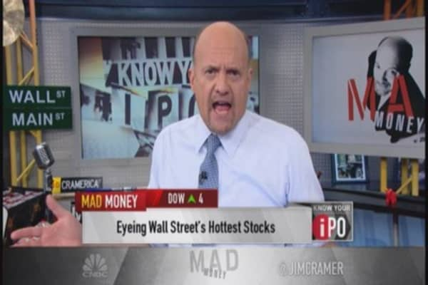 Cramer likes Box, says 'call your broker'