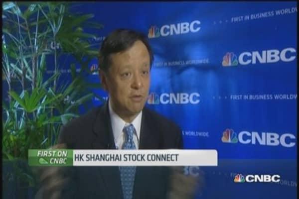 A Shenzhen-Hong Kong stock tie-up coming soon?