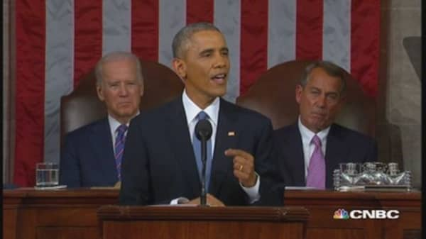 State of the Union: More than a collection of red & blue states