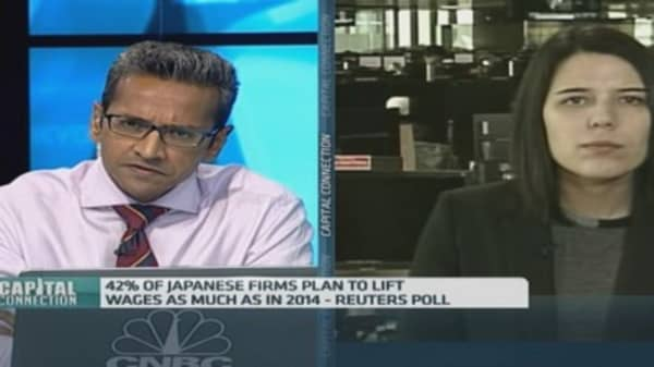 Cheap oil fueling BOJ optimism: HSBC