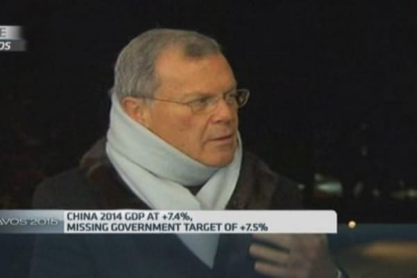 Why Sorrell remains a 'Chinese bull'
