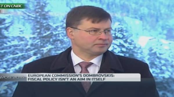 European Commission has not lost credibility: Commissioner