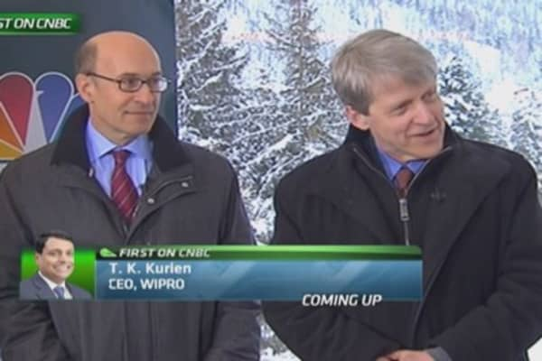Loss of 'animal spirit' among business: Shiller